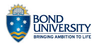 Faculty of Law Bond University - Brisbane Private Schools