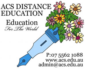 Acs Distance Education - Brisbane Private Schools
